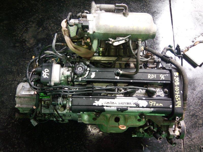 Двигатель Honda Crv RD1 B20B 1996 (б/у)