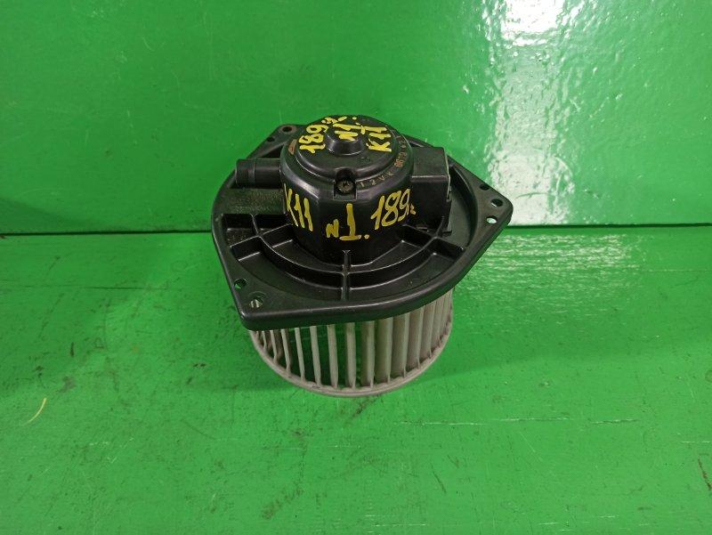 Мотор печки Nissan March K11 (б/у) №1