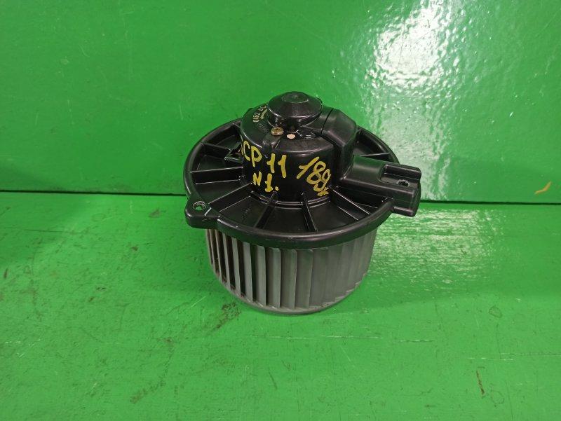 Мотор печки Toyota Platz SCP11 (б/у) №1