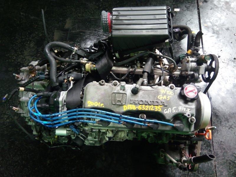 Двигатель Honda Logo GA5 D13B 2001 (б/у)
