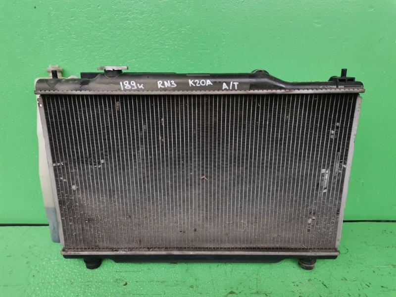 Радиатор основной Honda Stream RN3 K20A (б/у)