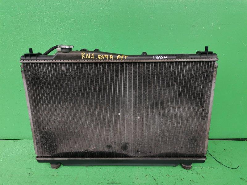 Радиатор основной Honda Stream RN1 D17A (б/у)