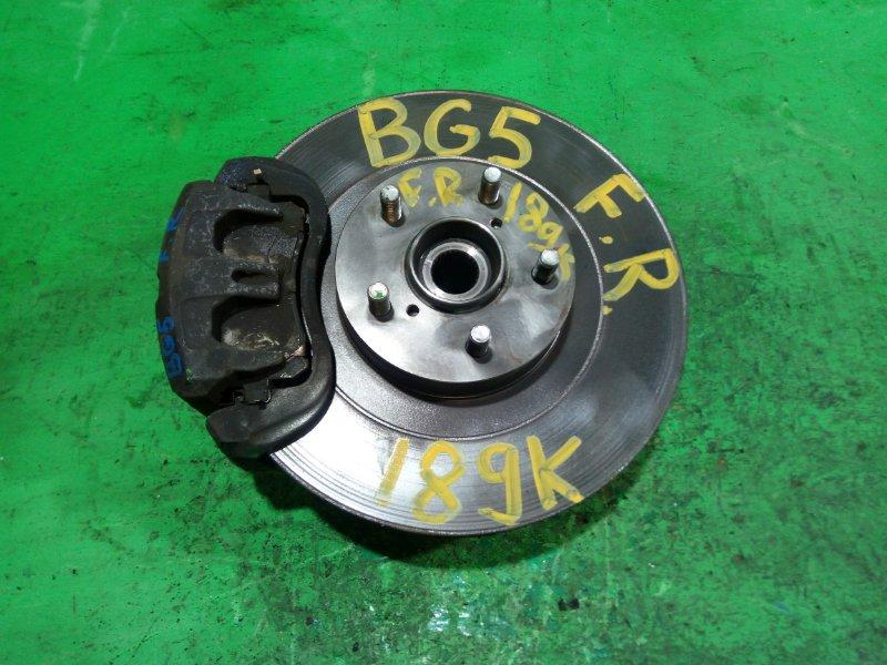 Ступица Subaru Legacy BG5 передняя правая (б/у)