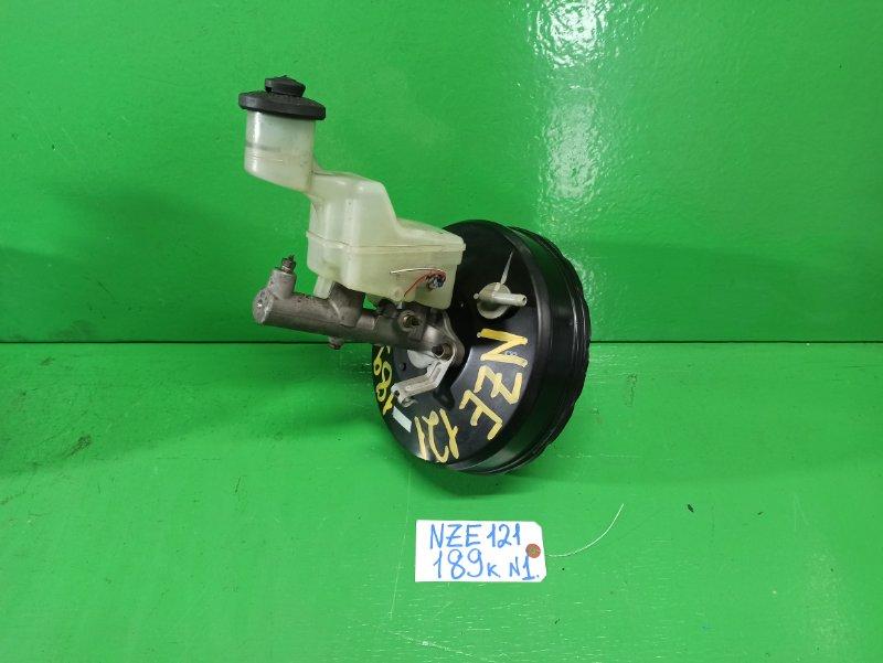 Главный тормозной цилиндр Toyota Corolla NZE121 (б/у) №1