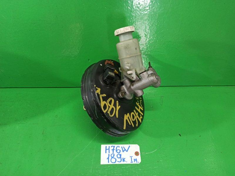 Главный тормозной цилиндр Mitsubishi Pajero Io H76W (б/у)
