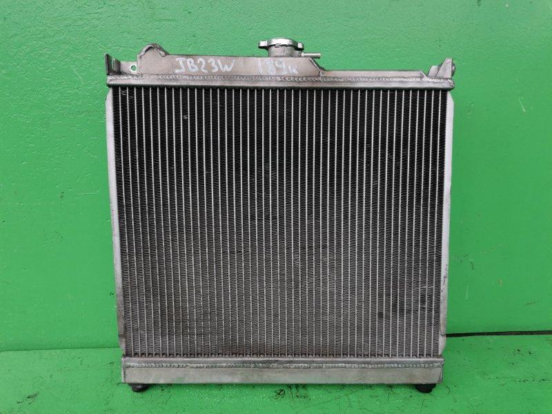Радиатор основной Suzuki Jimny JB23W K6A-T (б/у)