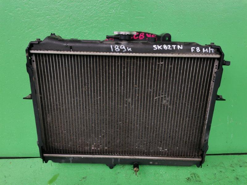 Радиатор основной Nissan Vanette SK82TN F8 (б/у)