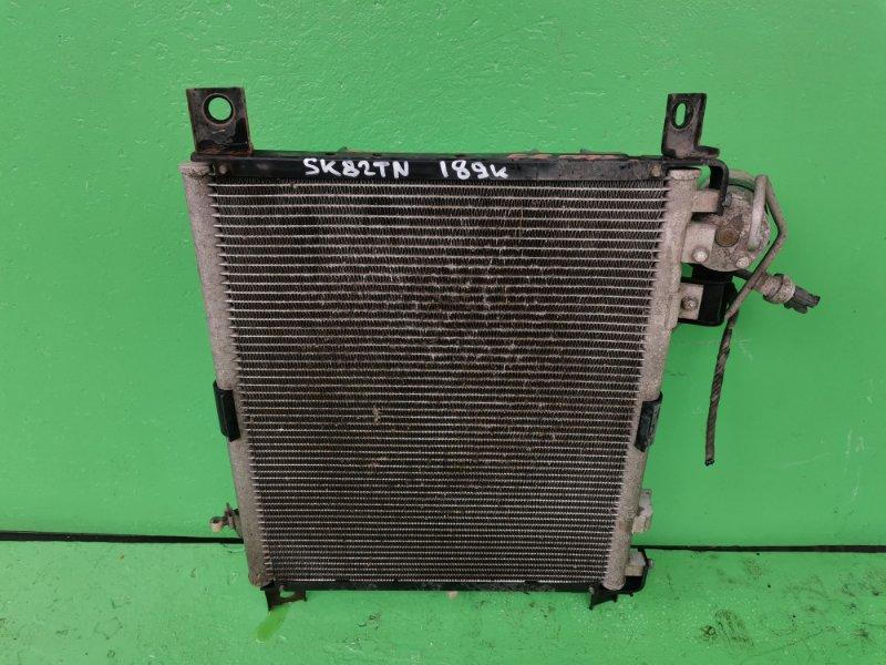 Радиатор кондиционера Nissan Vanette SK82TN F8 (б/у)