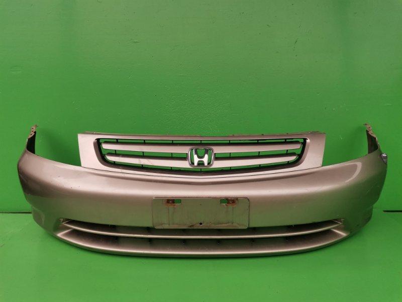 Бампер Honda Stream RN3 передний (б/у)