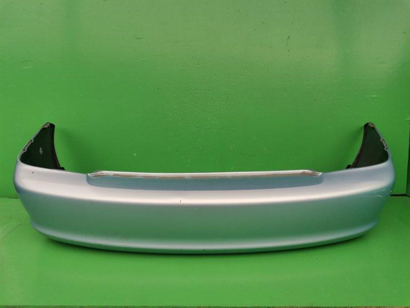 Бампер Toyota Platz SCP11 задний (б/у)