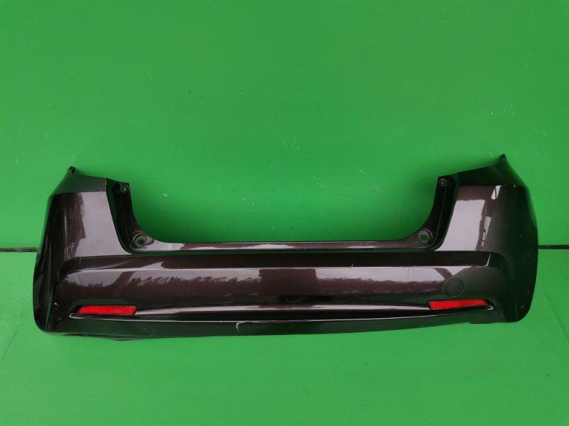 Бампер Honda Fit GE7 задний (б/у)