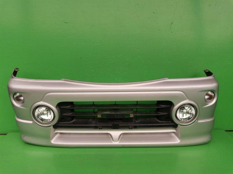 Бампер Daihatsu Terios J111G передний (б/у)