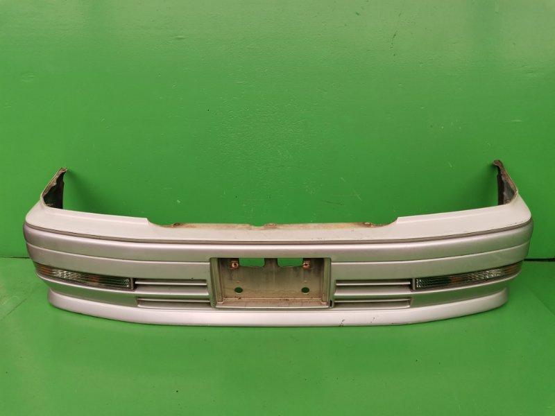 Бампер Toyota Crown GS151 передний (б/у)