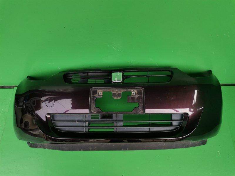 Бампер Toyota Passo KGC30 передний (б/у)
