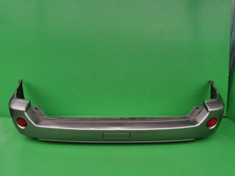 Бампер Nissan Xtrail NT30 задний (б/у)