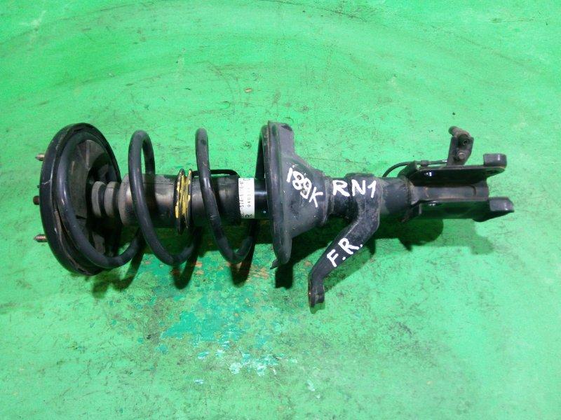 Стойка Honda Stream RN1 передняя правая (б/у)