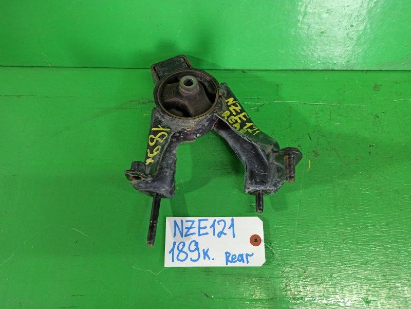 Подушка Toyota Corolla NZE121 задняя (б/у)