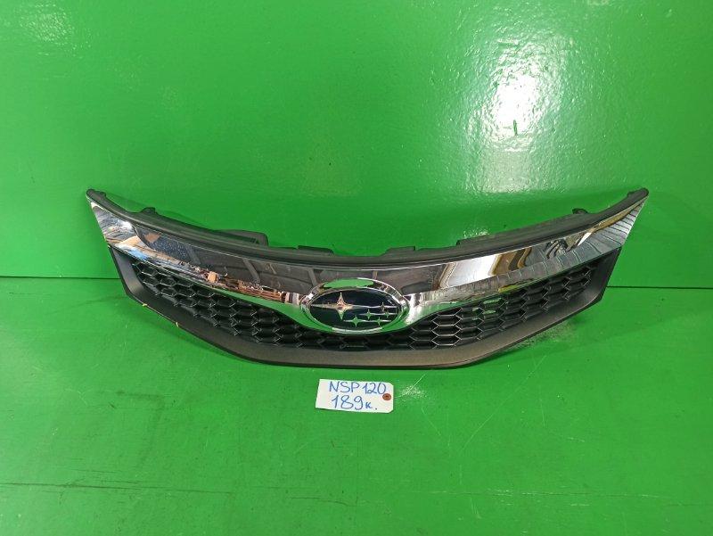 Решетка радиатора Subaru Trezia NSP120 (б/у)