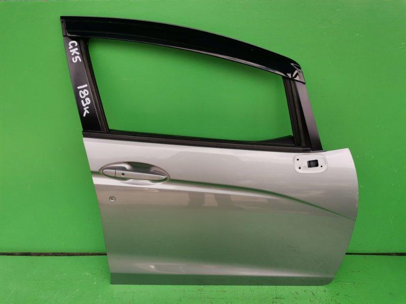 Дверь Honda Fit GK5 передняя правая (б/у)