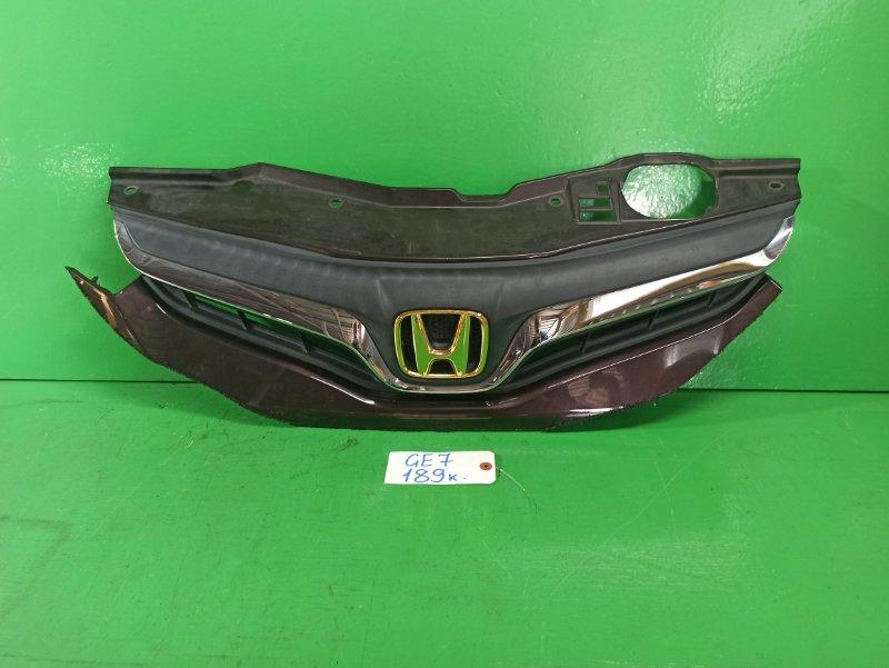 Решетка радиатора Honda Fit GE7 (б/у)