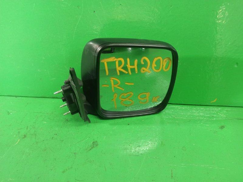 Зеркало Toyota Hiace TRH200 правое (б/у)
