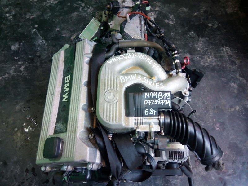 Двигатель Bmw 3-Series Е36 M44B19 (б/у)
