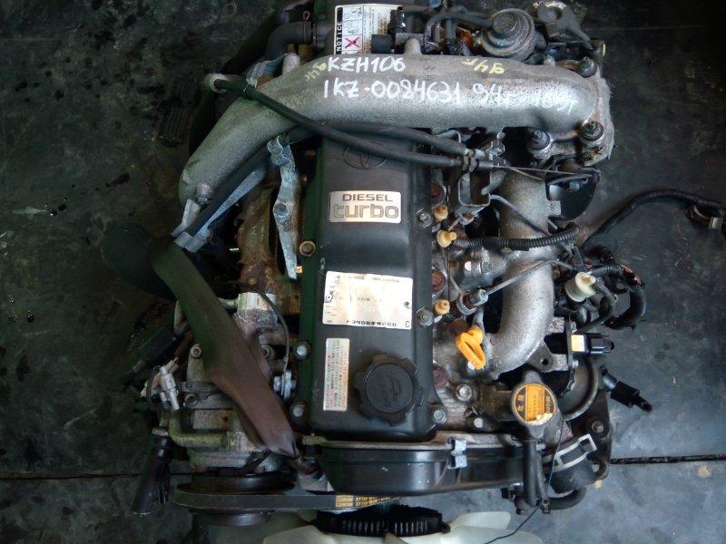 Двигатель Toyota Hiace KZH106 1KZ-TE 1994 (б/у)