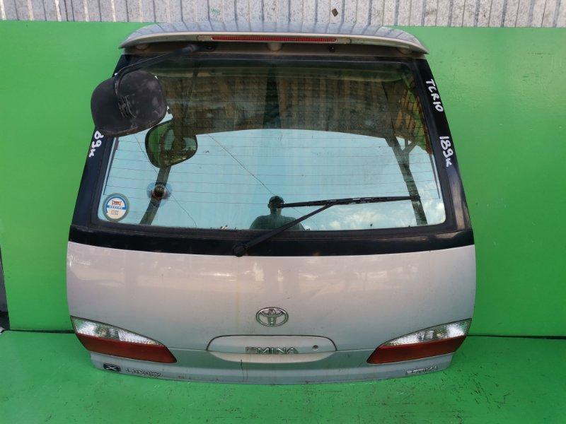 Дверь задняя Toyota Estima TCR10 (б/у)