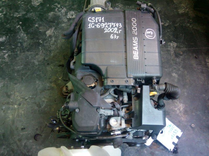 Двигатель Toyota Crown GS171 1G-FE 2002 (б/у)