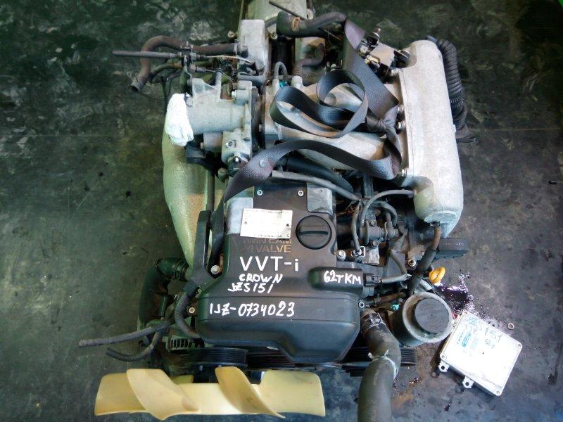 Двигатель Toyota Crown JZS151 1JZ-GE (б/у)