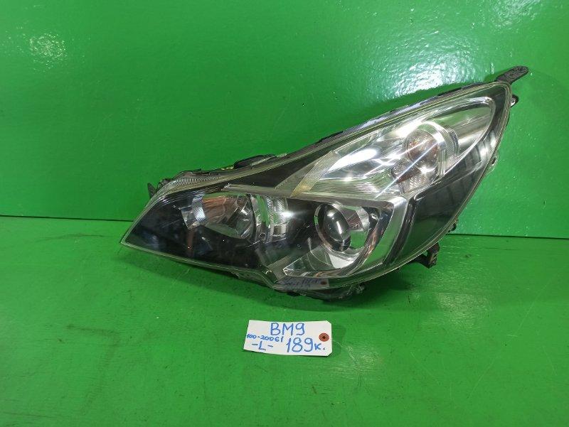 Фара Subaru Legacy BM9 левая (б/у)