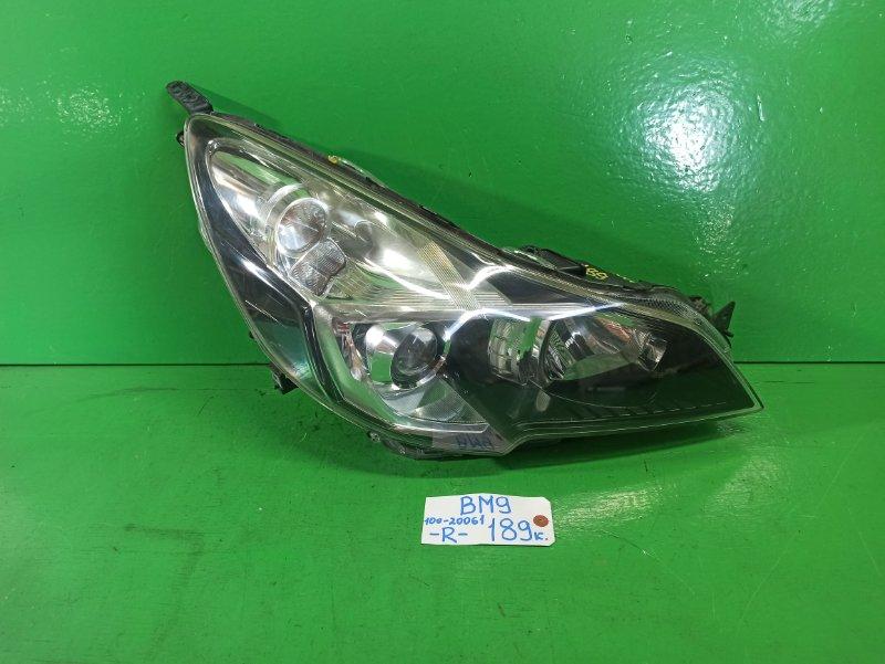 Фара Subaru Legacy BM9 правая (б/у)