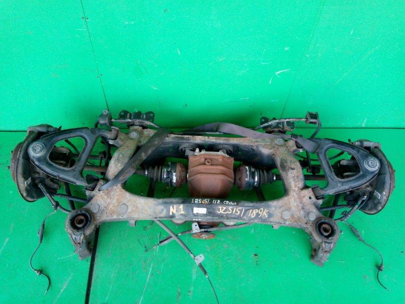 Балка подвески Toyota Crown JZS151 1JZ-GE (б/у)