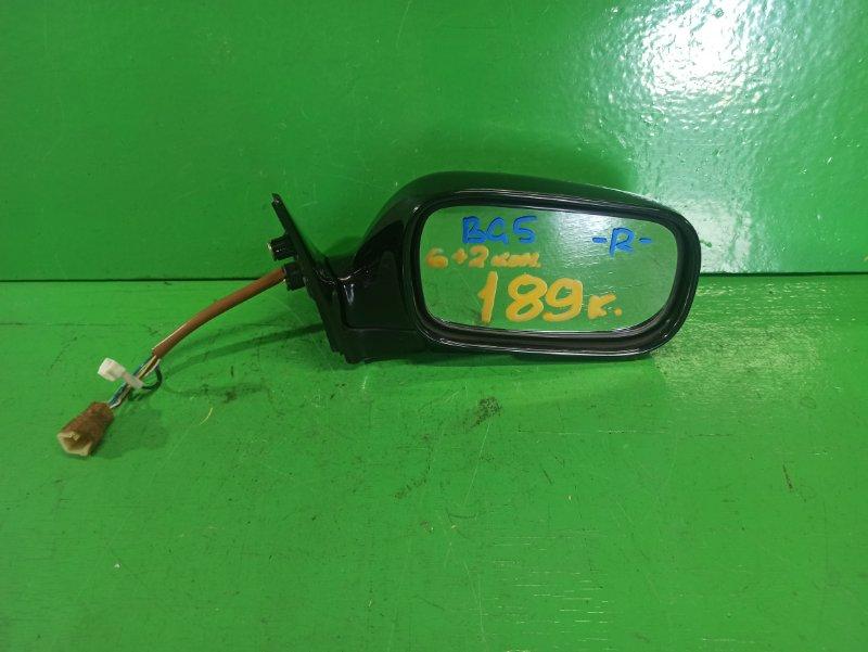 Зеркало Subaru Legacy BG5 правое (б/у)