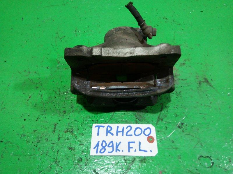Суппорт Toyota Hiace TRH200 передний левый (б/у)