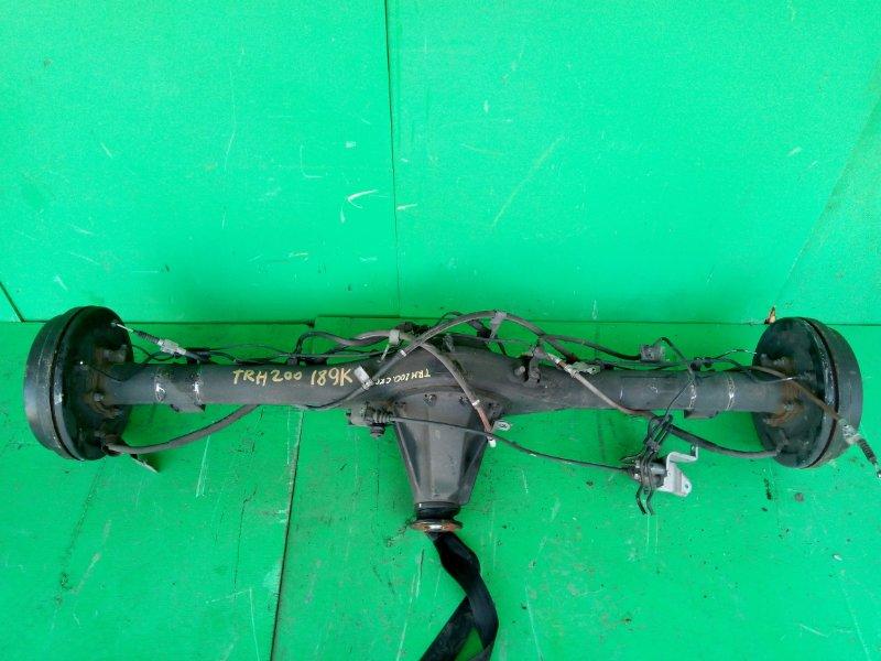 Мост Toyota Hiace TRH200 1TR-FE (б/у)