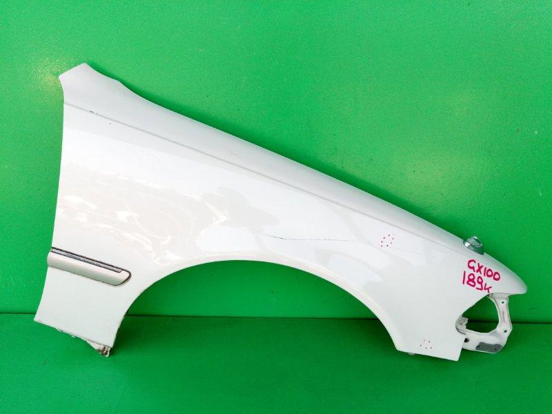 Крыло Toyota Mark Ii GX100 переднее правое (б/у)
