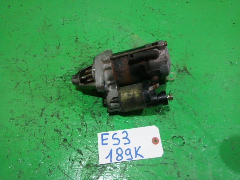 Стартер Honda Civic ES3 D17A (б/у)