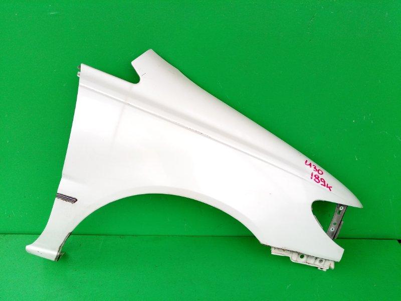 Крыло Nissan Presage U30 переднее правое (б/у)