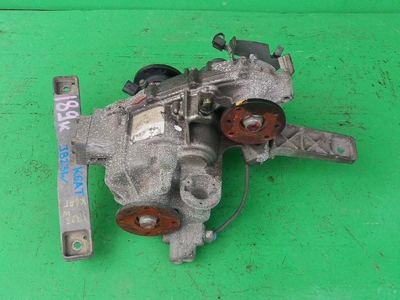 Раздаточная коробка Suzuki Jimny JB23W K6A-T (б/у)