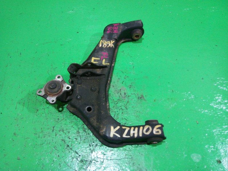 Рычаг Toyota Hiace KZH106 передний левый (б/у)