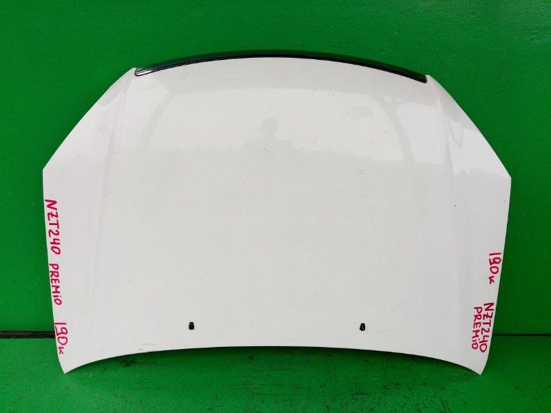 Капот Toyota Premio NZT240 (б/у)