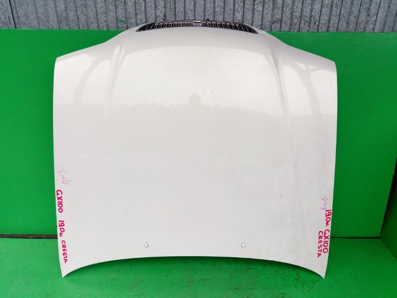 Капот Toyota Cresta GX100 (б/у)