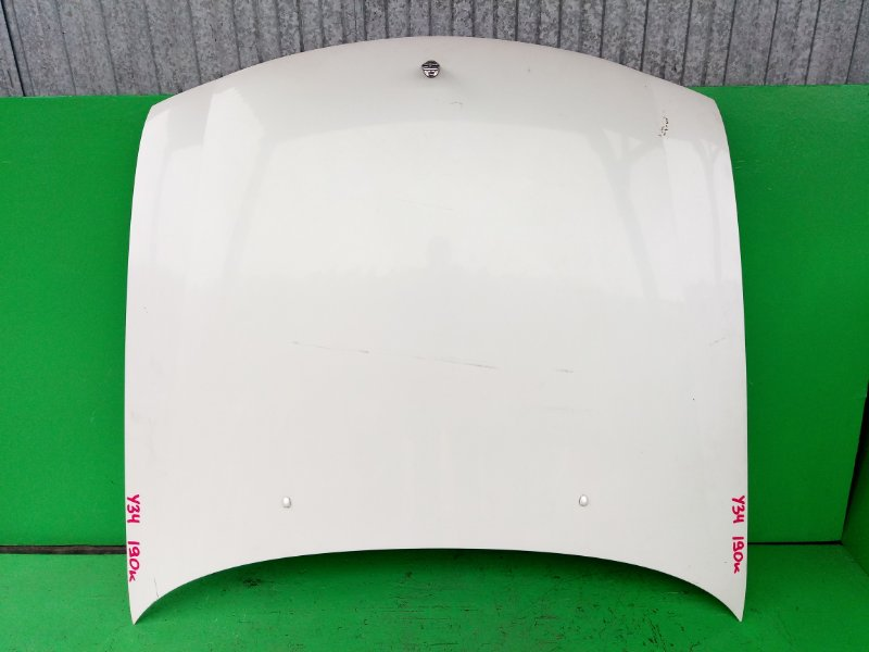 Капот Nissan Gloria Y34 (б/у)