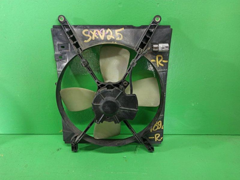 Вентилятор радиатора Toyota Mark Ii Qualis SXV25 правый (б/у)