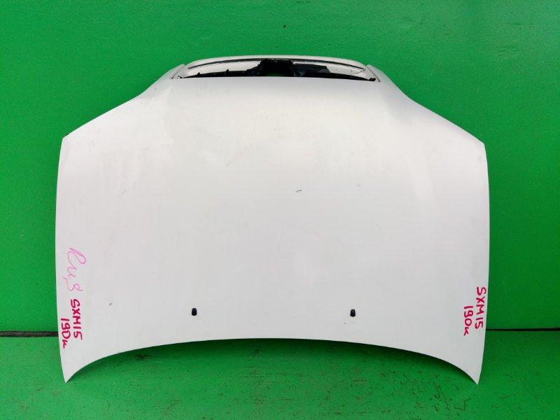 Капот Toyota Ipsum SXM15 (б/у)