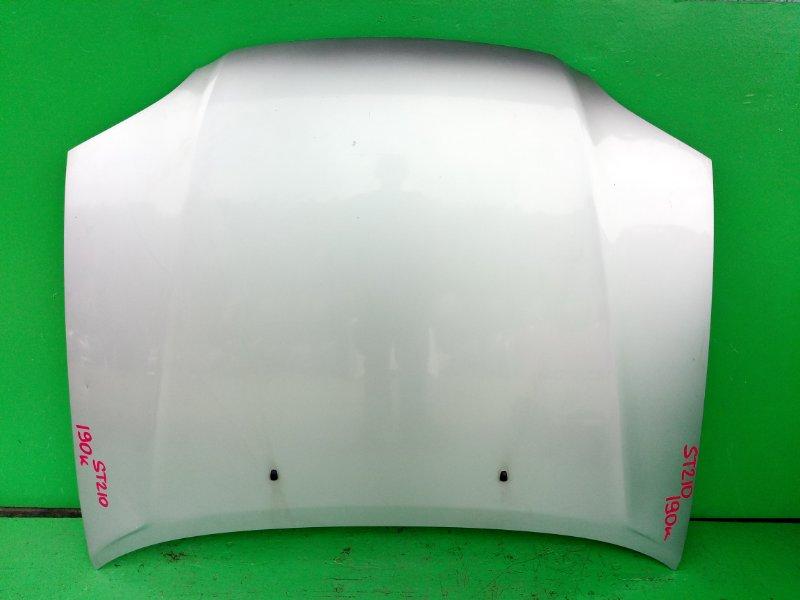 Капот Toyota Caldina ST210 (б/у)