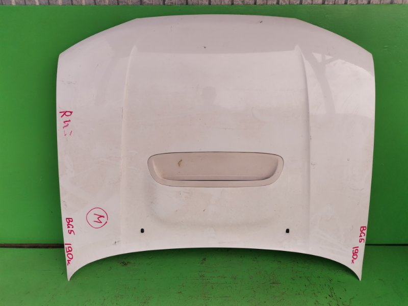 Капот Subaru Legacy BG5 (б/у)