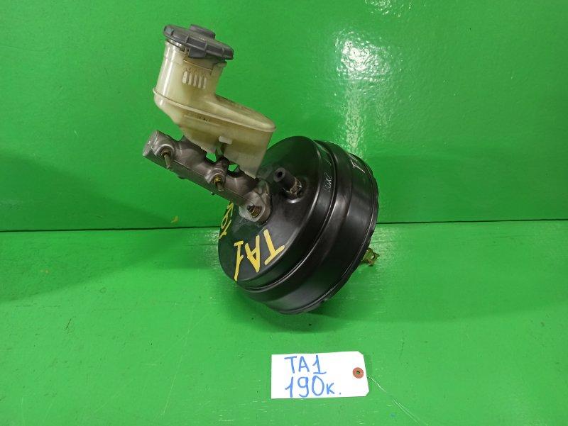 Главный тормозной цилиндр Honda Avancier TA1 (б/у)