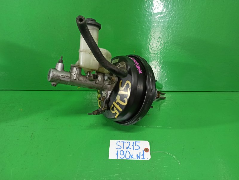 Главный тормозной цилиндр Toyota Carina ST215 (б/у) №1